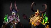 World of Warcraft: Legion: Neue Klasse Dämonenjäger.