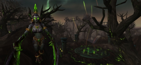 World of Warcraft: Legion: Screen zum WoW Patch 7.2.