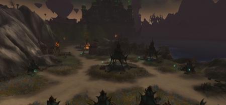 World of Warcraft: Legion: Screen zum WoW Patch 7.2.