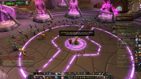 World of Warcraft: Legion: Bereiung der Exodar von der Legion