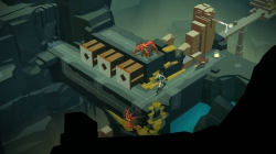 Lara Croft GO: Screenshots August 15