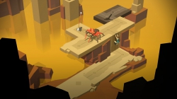Lara Croft GO: Screenshots August 15