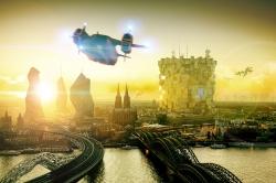 Deus Ex: Mankind Divided: Städte im Jahr 2029