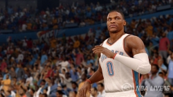 NBA Live 16: Screenshots August 15