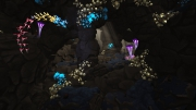 Lumini: Screenshot zum Titel.
