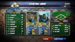 Super Mega Baseball: Extra Innings: Screenshots zum Artikel