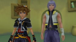 Kingdom Hearts HD 2.8 Final Chapter Prologue: Screenshot Juni 16