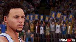 NBA 2K16: Screenshots September 15