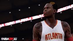 NBA 2K16: Screenshots September 15