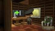 Digger Online: Screenshot zum Titel.