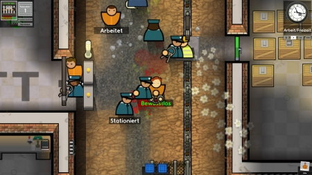 Prison Architect: Screenshots zum Artikel