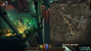 The Incredible Adventures of Van Helsing: Final Cut: Screenshot zum Titel.