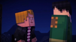 Minecraft: Story Mode: Screenshots zum Artikel