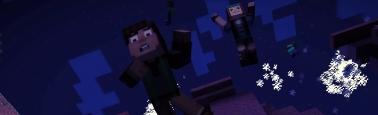 Minecraft: Story Mode - Minecraft und eine Geschichte?