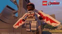 LEGO Marvel Avengers: Screenshots Januar 16