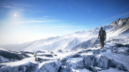 Tom Clancy's: Ghost Recon Wildlands: Screenshot zum Titel.
