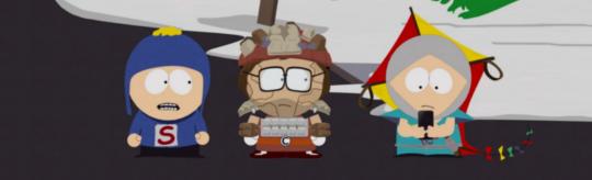 South Park: Die rektakuläre Zerreißprobe - Das New Kid ist wieder da!