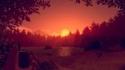 Firewatch: Screen zum Spiel.
