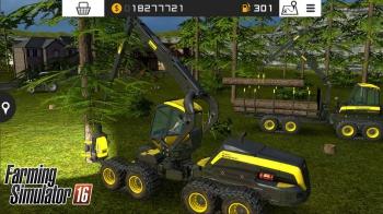 Landwirtschafts-Simulator 16: Screenshots zum Artikel