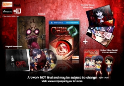 Corpse Party: Blood Drive: Special Edition