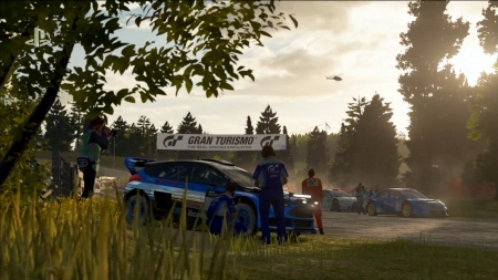 Gran Turismo Sport: E3 2017 - Still Screens