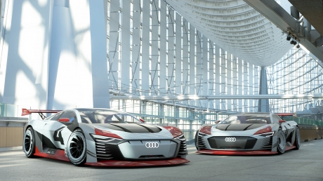 Gran Turismo Sport: Audi e-tron Vision GT und Audi Vision GT hinzugefügt