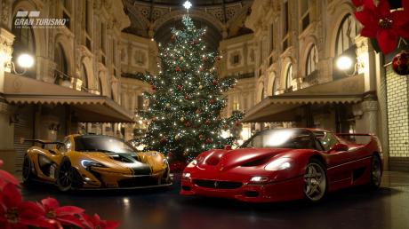 Gran Turismo Sport: Dezember-Update