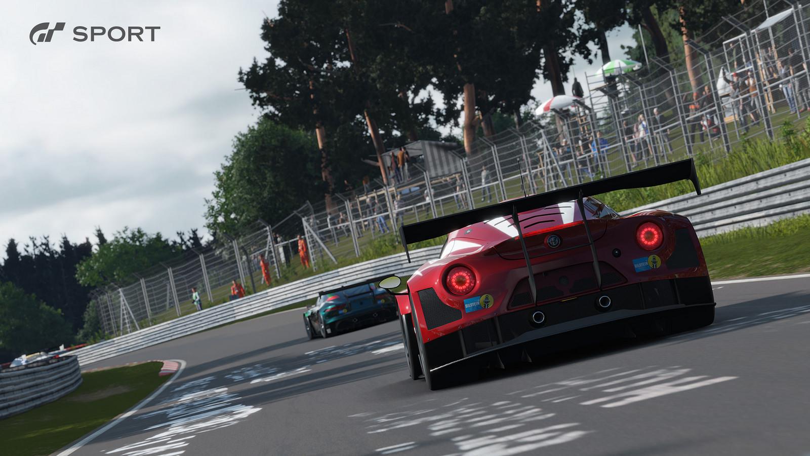 Gran Turismo Sport: Screenshot Mai 16