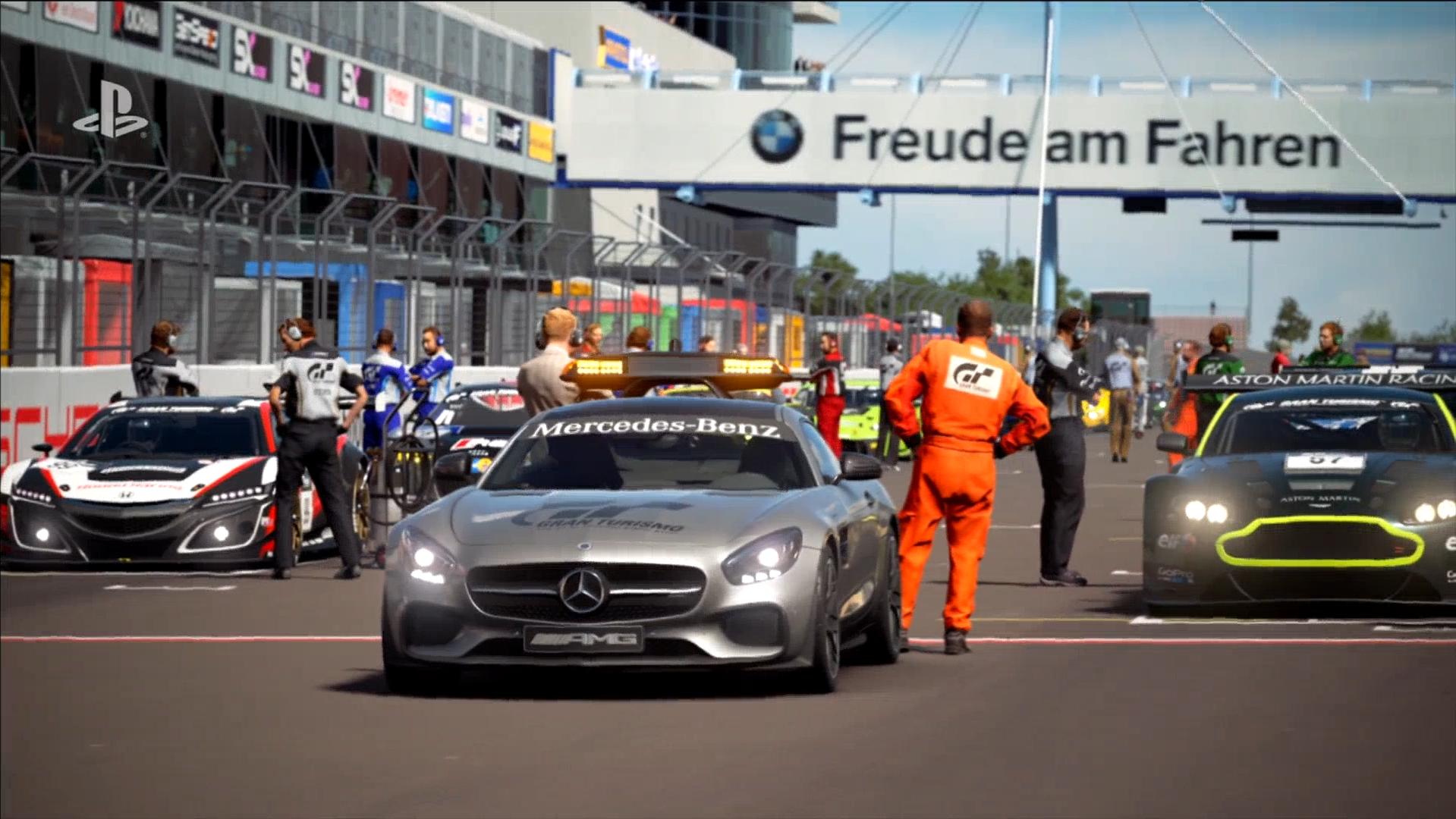 Gran Turismo Sport: E3 2017 - Still Screens