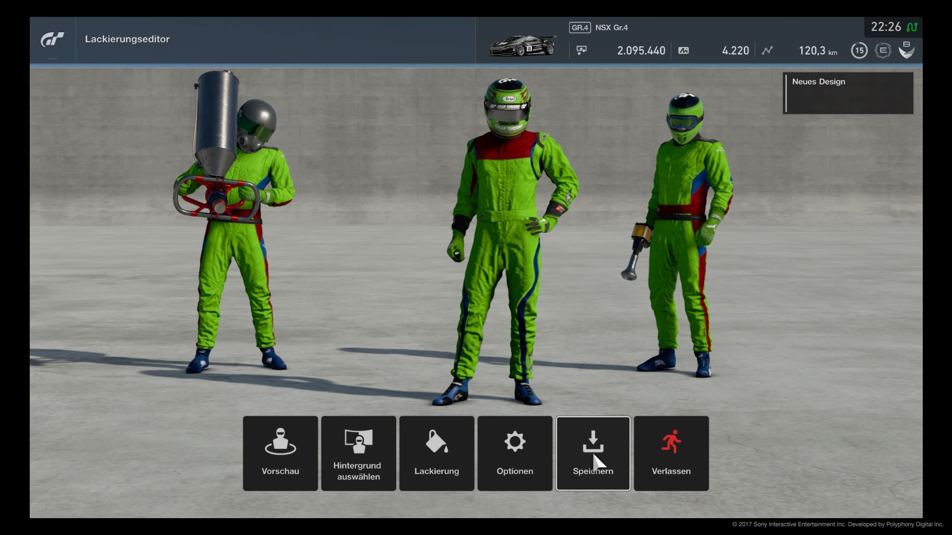 Gran Turismo Sport: Screenshots aus dem Spiel