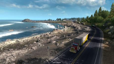 American Truck Simulator - Starter Pack: California: Oregon DLC