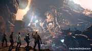The Technomancer: Screen zum Spiel.