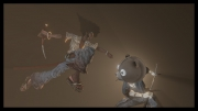 Afro Samurai 2: Revenge of Kuma: Screen zum Spiel.