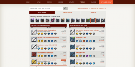 Albion Online - Charakter-Builder näher vorgestellt