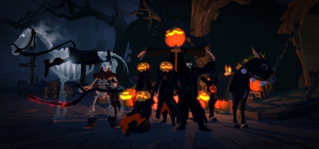 Albion Online: Herbst- und Halloween Event