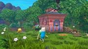 Adventure Time - Finn und Jake auf Spurensuche: Screen zum Spiel.