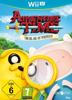 Adventure Time - Finn und Jake auf Spurensuche