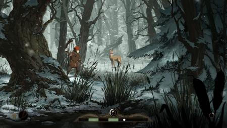 Die Säulen der Erde: Screenshot zum Titel.