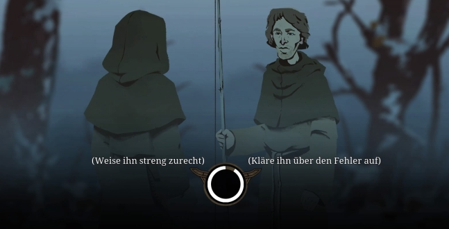 PS4 Test - Die Säulen der Erde Aus dem Roman heraus zum Videospiel. Moritz prüfte für dich das neuste Point-&-Click-Adventure aus dem Hause Daedalic.