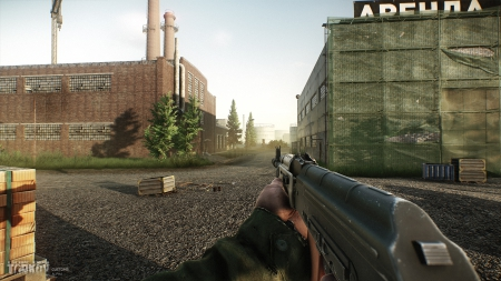 Escape from Tarkov: Expanded Checkpoint Map