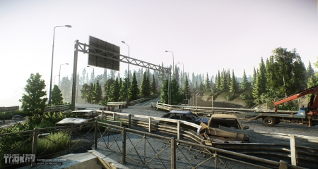 Escape from Tarkov: Shoreline Location