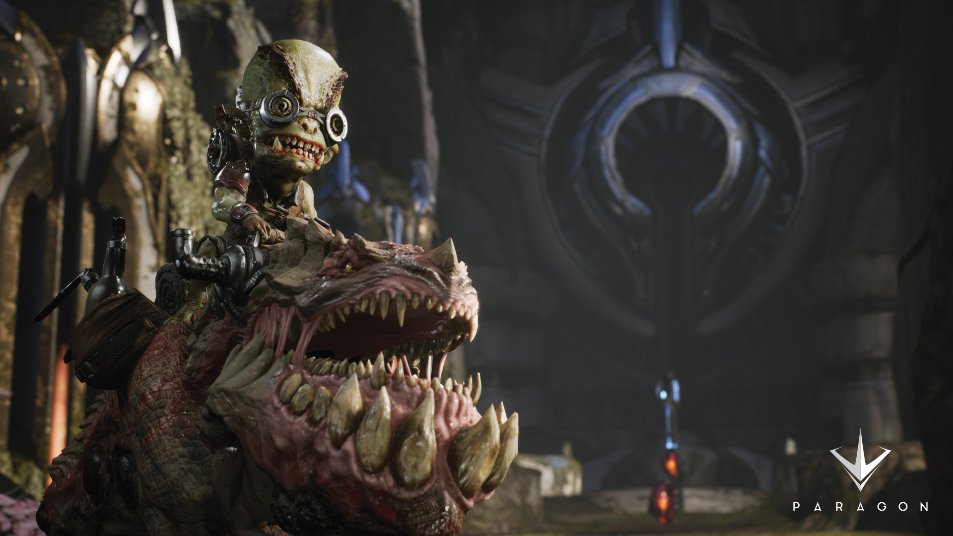Paragon: Screenshot April 16