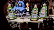 Day of the Tentacle Remastered: Screen zum Spiel.