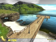 Counter-Strike: Source: Rush Screen.