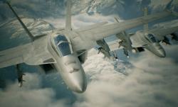 Ace Combat 7 - XBox One und Computer Version des Titels bestätigt