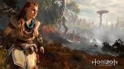 Horizon: Zero Dawn: Screen zum Spiel.