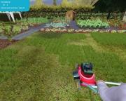 Garten - Simulator 2010: Screen zum Spiel.