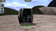 Steinbruch Simulator 2012: Screen zum Spiel.