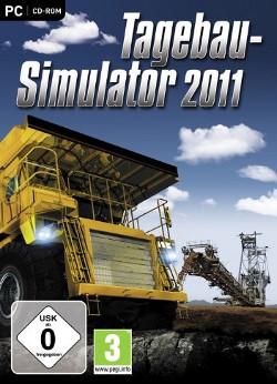 Tagebau - Simulator 2011