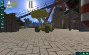 Untertagebau Simulator 2011: Screen zum Spiel.